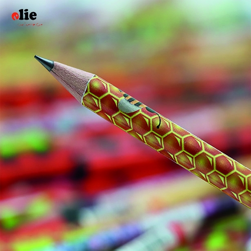 مداد مشکی پنتر مدل حیوانات