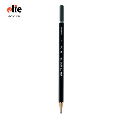 مداد مشکی پنتر بسته 12 عددی