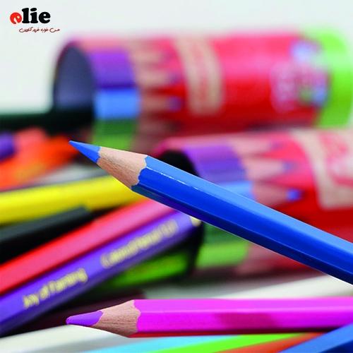 مداد رنگی 12رنگ پنتر