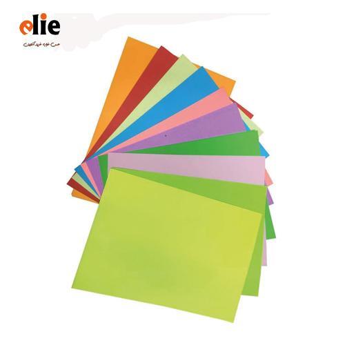 کاغذ رنگی