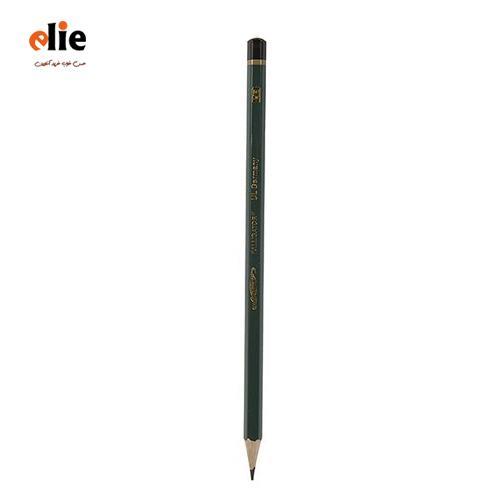 مداد مشکی سوسمار نشان