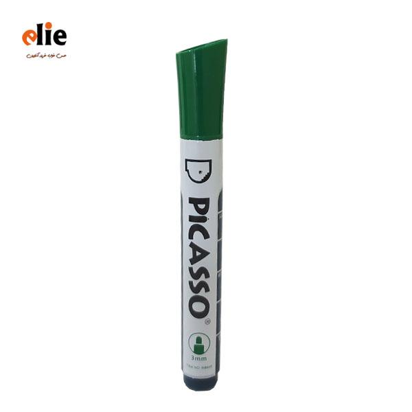 ماژیک وایت برد پیکاسو مدل جوهر مایع سبز