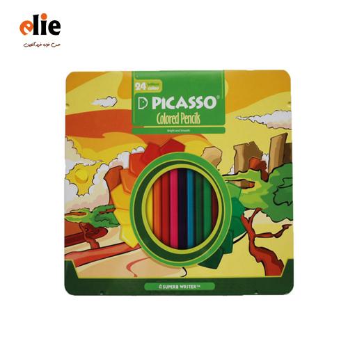 مداد رنگش 24 رنگ پیکاسو