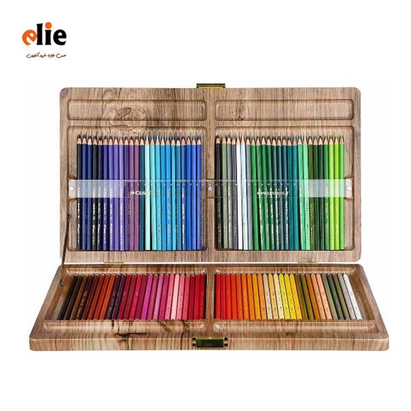 مداد رنگی 100 رنگ کنکو ویکتوریا