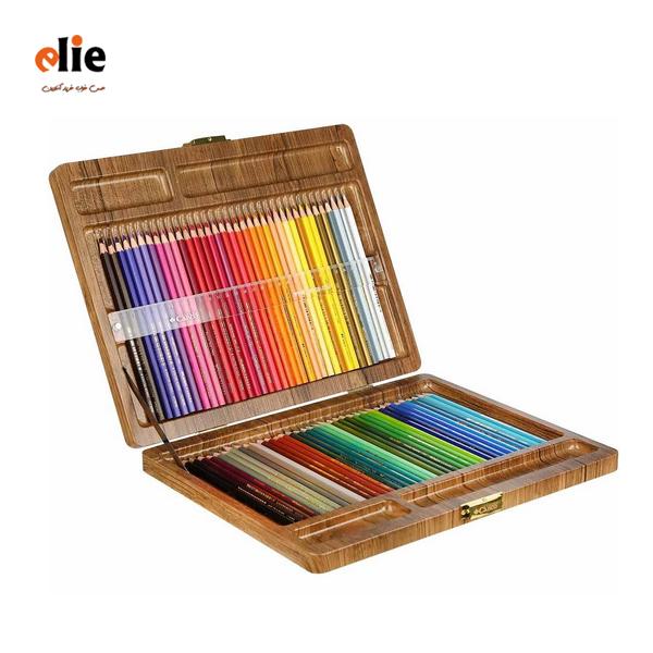 مداد رنگی 72 رنگ ویکتوریا کنکو