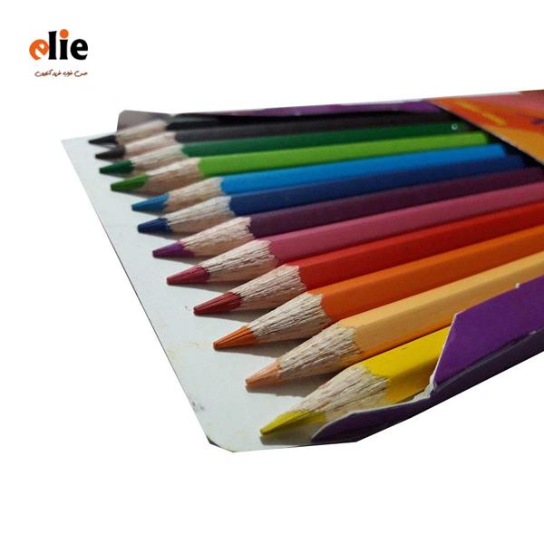 مداد رنگی لوکی