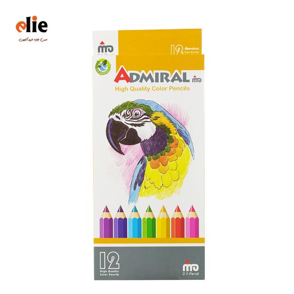 مداد رنگی ادمیرال