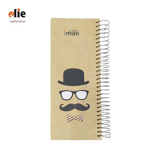 دفترچه یادداشت تو دو لیست
