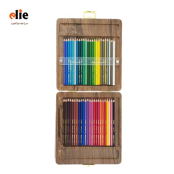 مداد رنگی 48 رنگ ویکتوریا