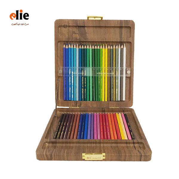 مداد رنگی 48 رنگ کنکو مدل ویکتوریا