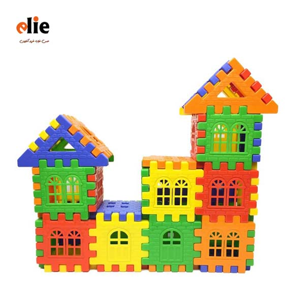 بازی بلوک های خانه سازی