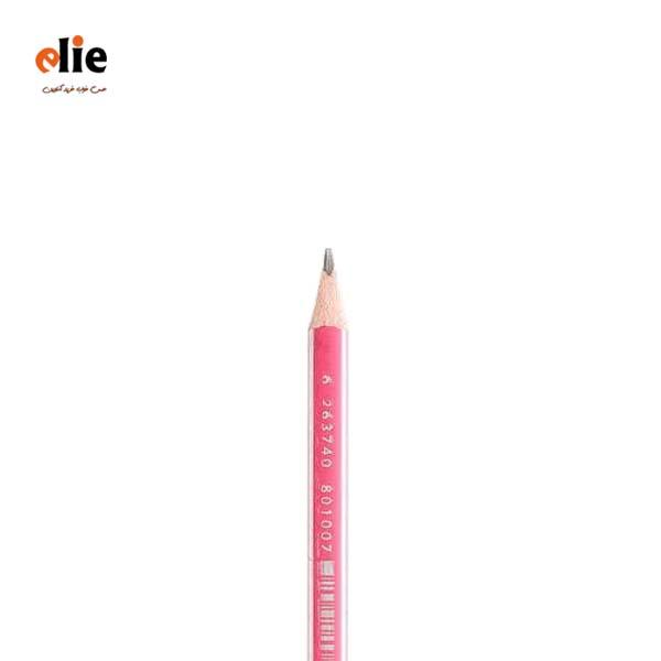 مداد مشکی سه پهلو پیکاسو مدل تریو