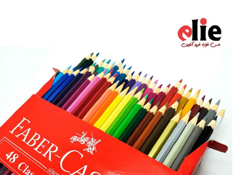 مداد رنگی فابر کاستل