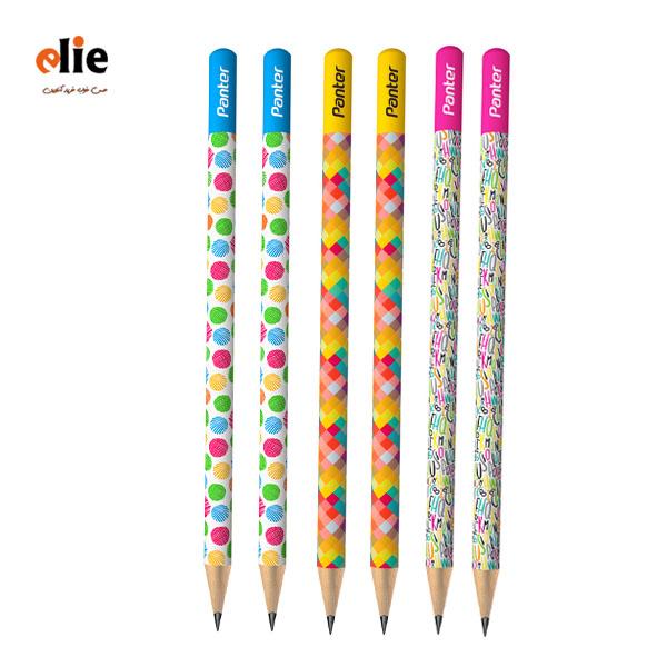 مداد مشکی پنتر سری آرت