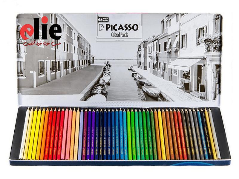 مداد رنگی پیکاسو