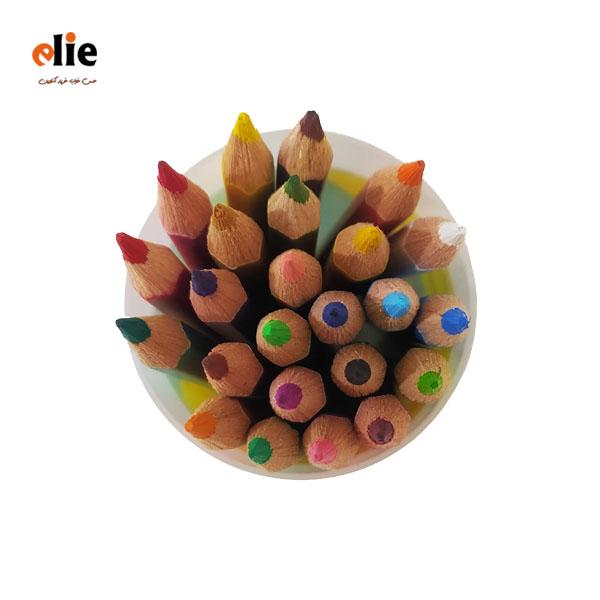مداد رنگی لوکی24 رنگ