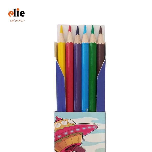 مداد رنگی سی کلاس